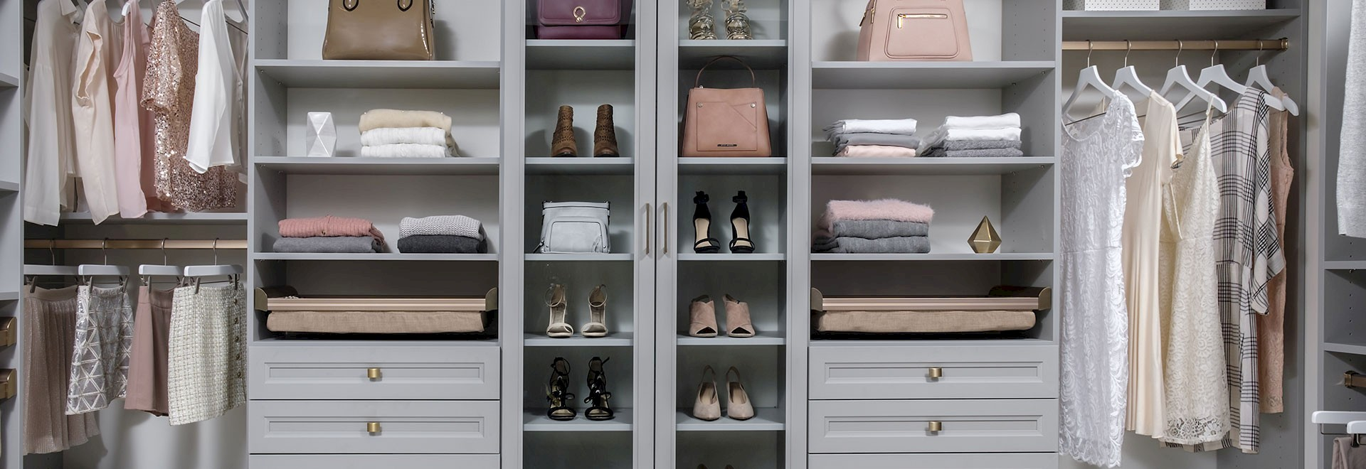 Custom Closets and Home Storage Systems