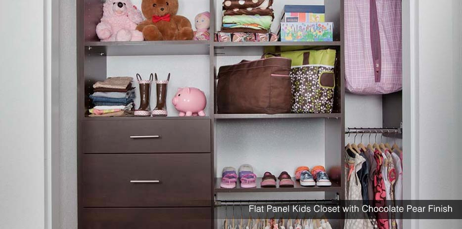 Kids Closets Children S Closets Custom Themed Closets